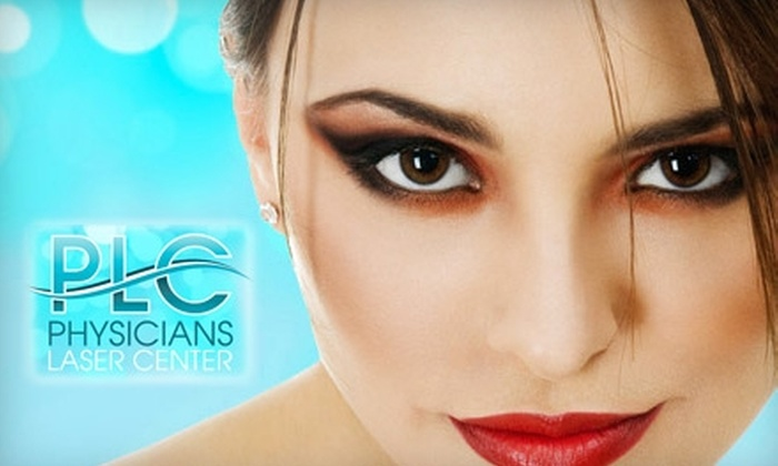 Physicians Laser Center - Multiple Locations: $112 for Three Laser Hair Treatments at Physicians Laser Center (Up to $600 Value)