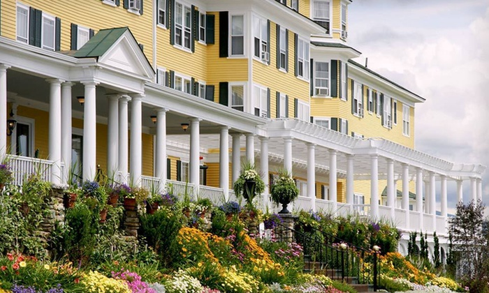 Mountain View Grand Resort & Spa - Whitefield, NH: Two-Night Stay at Mountain View Grand Resort & Spa in New Hampshire's White Mountains