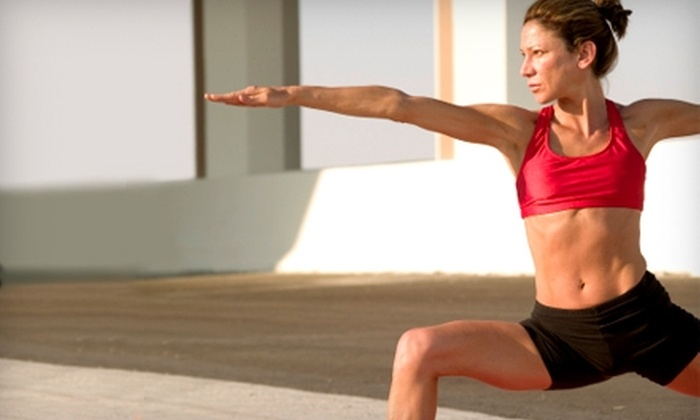 Yoga Life - Royal Lakes: $30 for One Month of Unlimited Classes at Yoga Life ($95 Value)