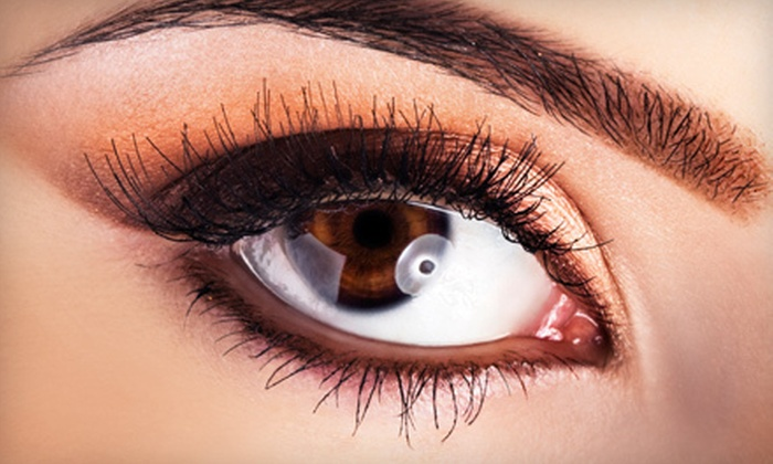 Kandice Jackson - Multiple Locations: Eyelash Extensions with or without Three-Week Touchup with Kandice Jackson (Up to 68% Off)