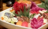 Raa Uptown Japanese - Willowdale: $48 for a Premium Five-Course Dinner with Oysters or Seafood Platter, Entrees, and Sushi for Two at Raa Uptown Japanese (Up to $107 Value)