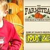 $5 for Corn-Maze Admission