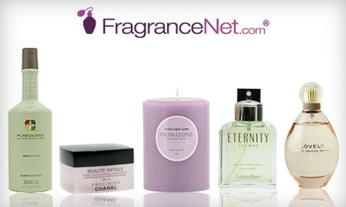 FragranceNet.com: $25 for $50 Worth of Perfume, Beauty Products, and More at FragranceNet.com