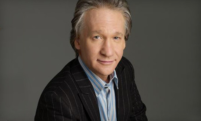 Bill Maher - Diamond Head - Kapahulu - St. Louis: One Lawn Ticket to See Bill Maher at the Waikiki Shell on December 31 at 7:30 p.m. (Up to $40.80 Value)