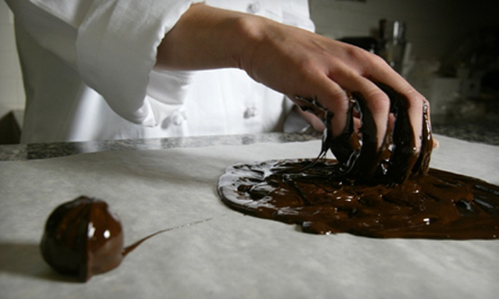 Oh! Chocolate - Seattle: Chocolate-Dipping Class with Optional Wine Pairing for One or Two at Oh! Chocolate (Up to 51% Off)