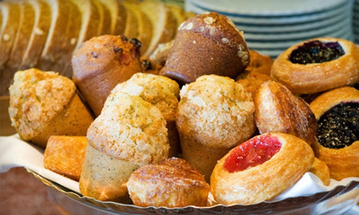 The French Loaf - Grandview Heights: Assorted Baked Goods or Specialty Cakes at The French Loaf (Half Off)