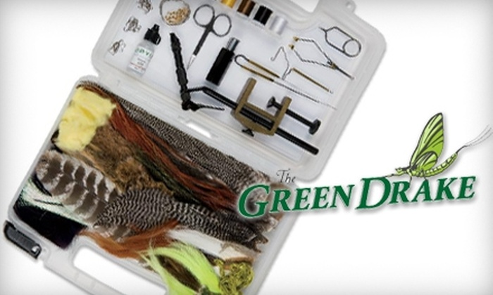 The Green Drake - Winston-Salem: $37 for $75 Worth of Fly-Fishing and Outdoor Gear at The Green Drake in Winston-Salem