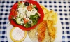 Up to 51% Off Greek Dinner for Two at The Greek Place in Temecula