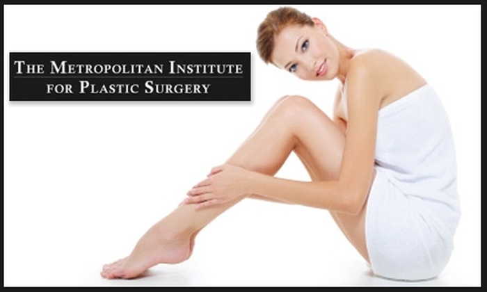 Metropolitan Institute for Plastic Surgery - Foggy Bottom - GWU - West End: $188 for a Six-Treatment Laser Hair-Removal Package from The Metropolitan Institute for Plastic Surgery