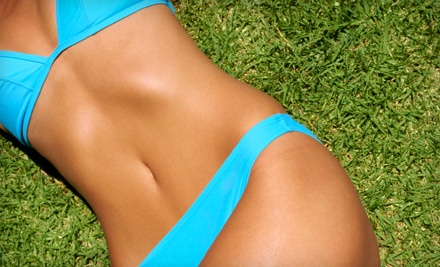 1 Full-Body Airbrush Spray Tan (a $30 value) - Faux Finish in Louisville