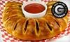 Carsonie's Stromboli and Pizza - Multiple Locations: $5 for $10 Worth of Italian Fare at Carsonie's Stromboli & Pizza Kitchen