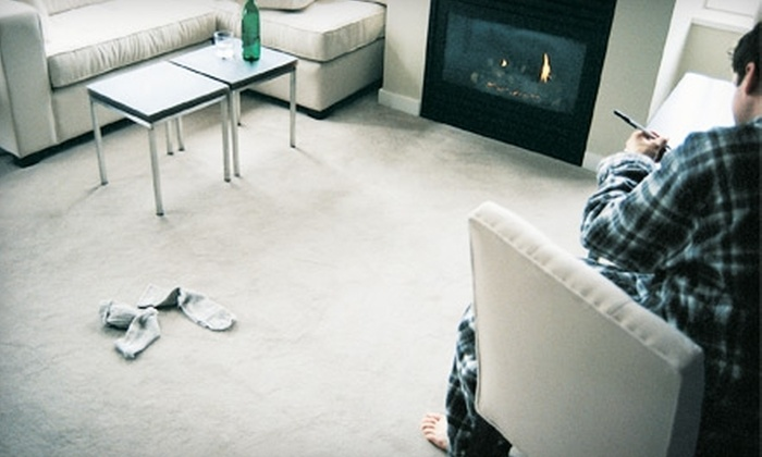 Advantage Floor Care - Hunt Club East - Western Community: $49 for a Two-Room Carpet Cleaning from Advantage Floor Care ($100 Value)