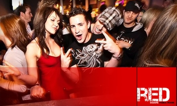 Red Square Vodka House - CPR West: $15 for $30 Worth of Bar Fare and Drinks at Red Square Vodka House
