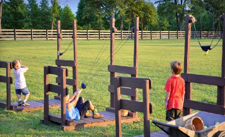 Bonnybrook Farms Presents Fall Farm Festival on Sept. 24 or 25 at 12PM - Bonnybrook Farms in Clarksville