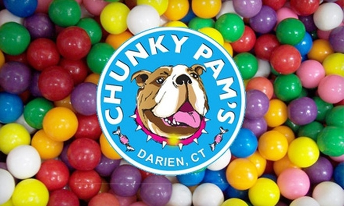 Chunky Pam's Sweet Shoppe - Darien: $5 for $10 Worth of Sweets and More at Chunky Pam's Sweet Shoppe in Darien