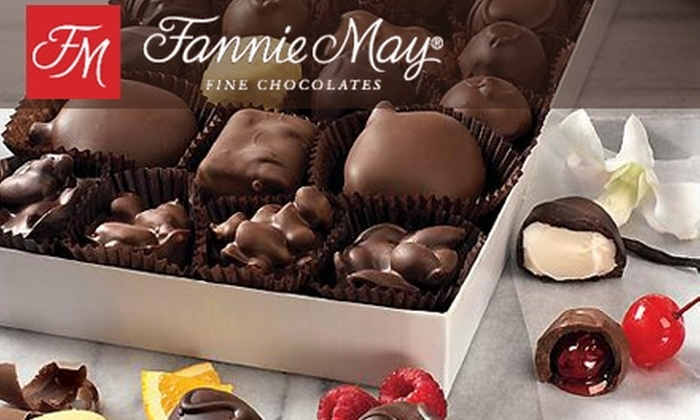 Fannie May - Multiple Locations: $10 for $20 Worth of Candy and Chocolate from Fannie May