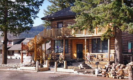 2-Night Stay for Up to Four in a Chalet or Cabin, Valid SundayThursday - Spruce Lodge in South Fork