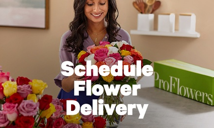 $20 off Mother's Day Flower Delivery through Groupon by ProFlowers