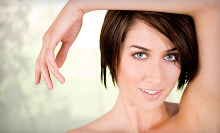 5 Laser Hair-Removal Sessions on 1 Small Area (up to a $726 value) - Cosmetic Laser Center in St. Peters