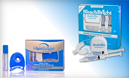 Home Refill Kit (a $119 value) - BleachBright Canada in