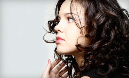 Choice of Haircut or Japanese Thermal Deep-Conditioning Treatment (a $115 value) - Eric's Hair Studio in Manhattan