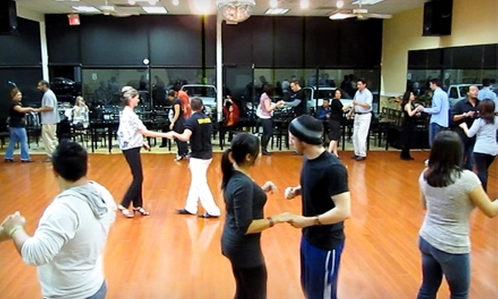 Broadway Hall Dance Studio - Spring Valley: $30 for Six Dance Classes at Broadway Hall Dance Studio (Up to $72 Value)