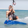 One- or Three-Hour Kiteboarding Lesson