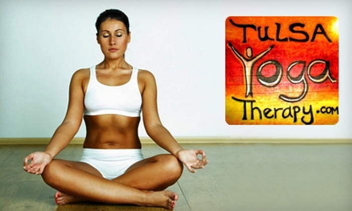 Tulsa Yoga Therapy - Tulsa: $25 for Five Yoga Classes at Tulsa Yoga Therapy ($55 Value)