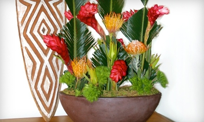 Fitchburg Art Museum - Fitchburg: $6 for Art in Bloom Ticket at Fitchburg Art Museum