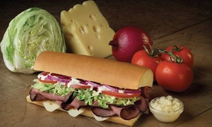 Port of Subs - Bakersfield: $5 for $10 Worth of Subs and More at Port of Subs