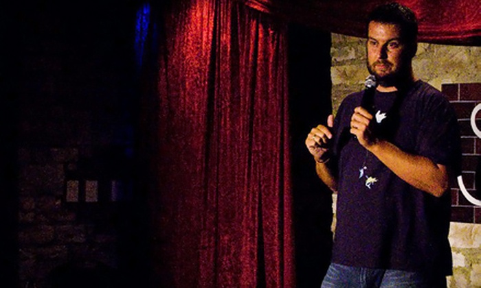 The Speakeasy Comedy Lounge - South Scottsdale: Two or Four Tickets to Any Comedy Show at The Speakeasy Comedy Lounge in Scottsdale (Up to 54% Off)