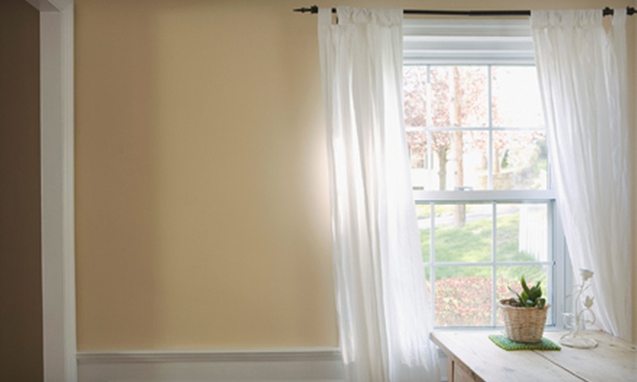 AAA Window Cleaning and Janitorial Services - Summerlin: $45 for Exterior Window Cleaning of Up to 25 Panes from AAA Window Cleaning and Janitorial Services ($100 Value)