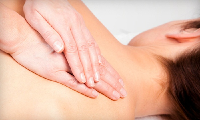 Positive Energy - North Charleston: Swedish Massage or Swedish Massage with Hot-Stone Therapy for One or Two  at Positive Energy (Up to 55% Off)