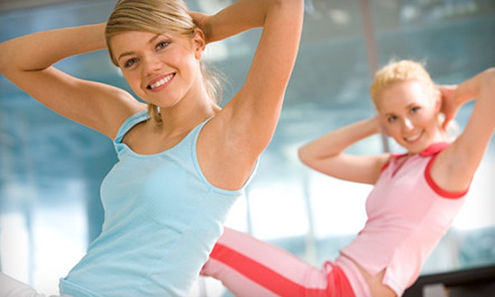 Medford Fitness - Medford: 10 or 20 Drop-In Fitness Classes at Medford Fitness (Up to 89% Off)