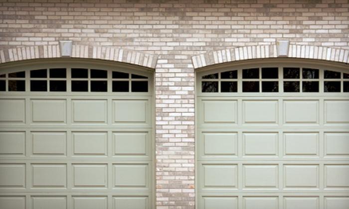 CSS Garage Doors - Downtown: $55 for Garage-Door Tune-Up from CSS Garage Doors ($119 Value)