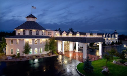 One-Night Stay for Two Adults in a Fireside Suite, Valid SundayThursday  - The Ashley Inn in Cascade