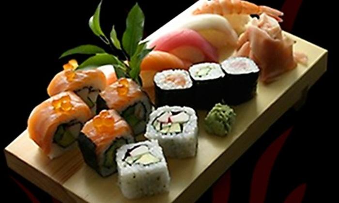 Fuji Japanese Restaurant - Edmond: $20 for $40 Worth of Sushi and Drinks at Fuji Japanese Restaurant in Edmond