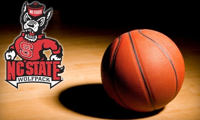 NC State University - Southwest Raleigh: Up To 60% Off NC State Men's or Women's Basketball Tickets