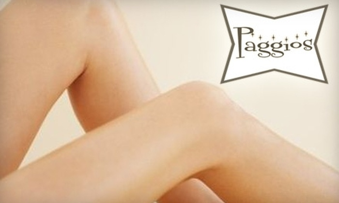 Paggios - Evergreen Historic District Association: $10 for $25 Worth of Waxing Services at Paggios