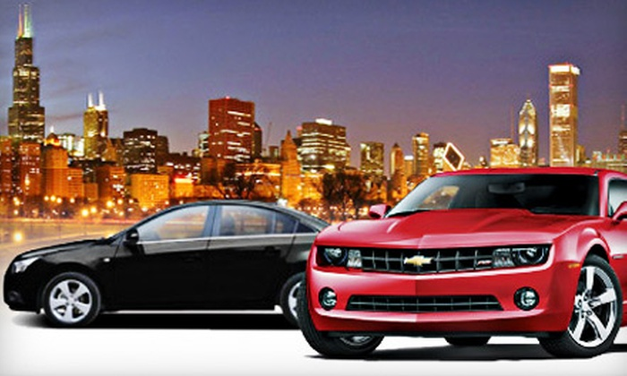 Kingdom Chevy - Chicago: $19 for Oil Change and Tire Rotation at Kingdom Chevy ($59 Value)