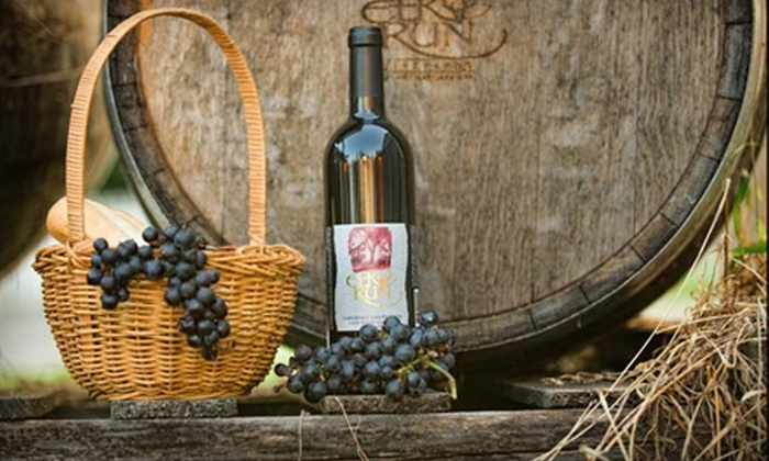 Harvest & Singer Songwriter Festival - Mt. Airy: Two Tickets to Harvest & Singer Songwriter Festival at Elk Run Vineyards in Mount Airy. Two Dates Available.