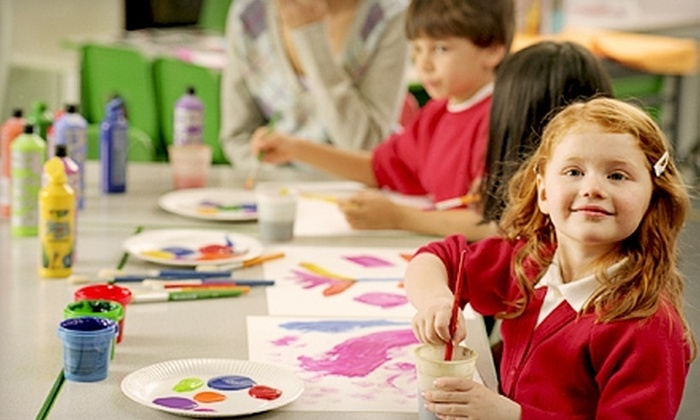 Arts Council Northeast - Colleyville: $85 for Weeklong Kids Arts Camp from Arts Council Northeast in Colleyville ($175 Value)