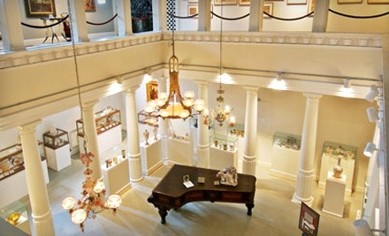 Lightner Museum - Lightner Museum in St. Augustine