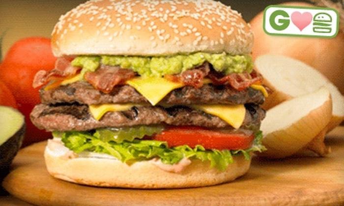 Farmer Boys - Las Vegas: $6 for $12 Worth of Burgers and More at Farmer Boys