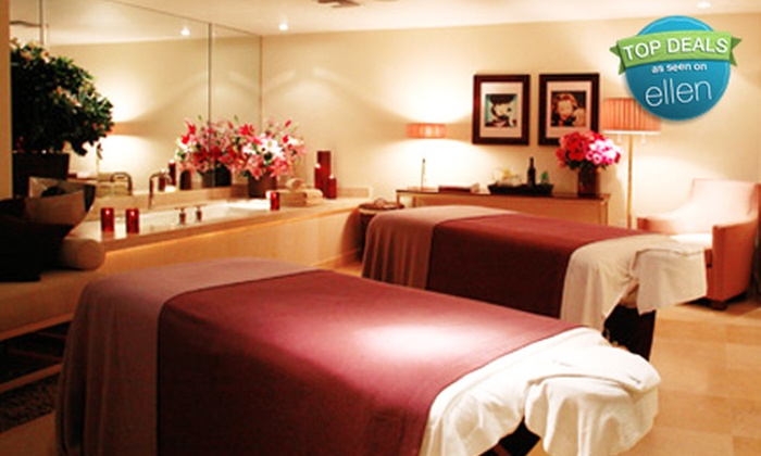 Argyle Salon & Spa - West Hollywood: Massage Package or Facial Package at Argyle Salon & Spa in West Hollywood (Up to 67% Off)