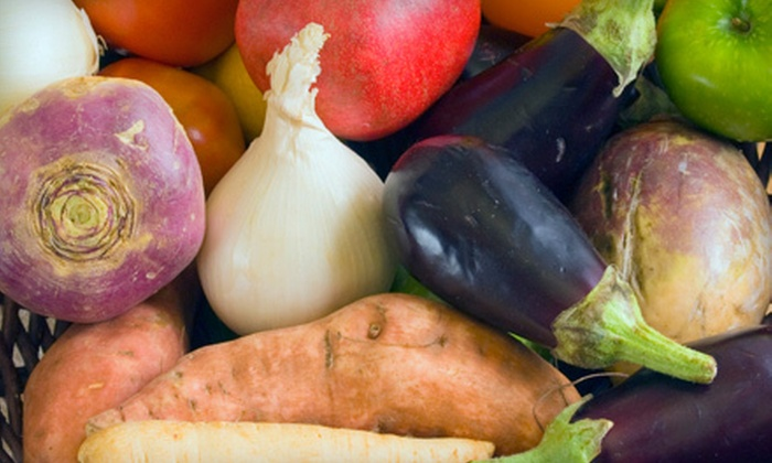 Delish & Nutrish - Santa Barbara Downtown: $195 for a 7-Day Organic Raw-Food Cleanse Delivered from Delish & Nutrish (Up to $420 Value)