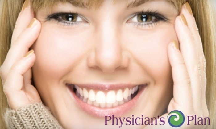 Physician's Plan - Huntersville: Rejuvenating Cosmetic Services at Physician's Plan. Choose from Three Options.