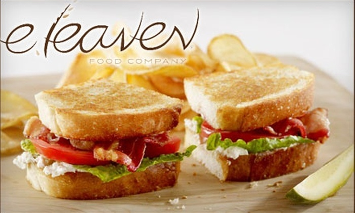 E.leaven - Near North Side: $10 for $20 Worth of Bagels, Breads, and More at E.leaven