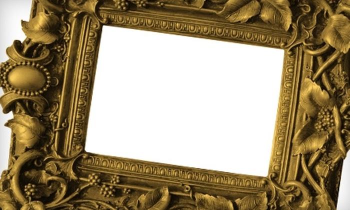 Cannon Framing & Artworks - 5: $50 for $100 Worth of Custom Framing at Cannon Framing & Artworks in Metairie