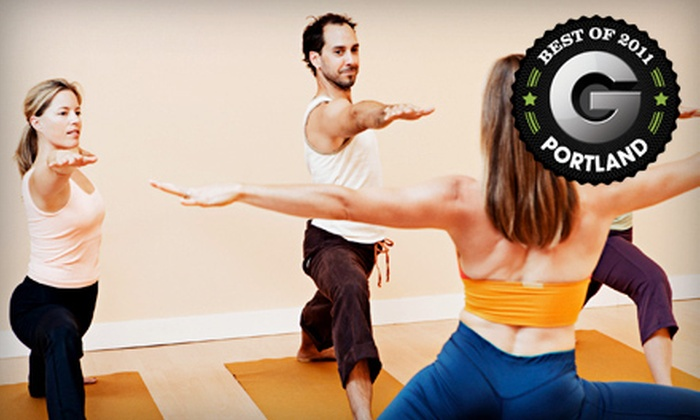 Breathing Room Yoga & Movement Studio - South Portland: 5 or 10 Classes at Breathing Room Yoga & Movement Studio (Up to 58% Off)